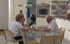 Pisa: Robot maggiordomo aiuta gli anziani in casa e fuori. Realizzato dalla Scuola Sant'Anna