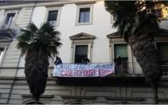 Firenze, via Toselli: nuova occupazione di uno stabile già sgomberato