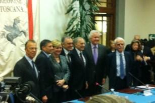Accordo per 600 milioni di investimenti in Toscana da parte di General Electric
