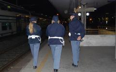 Toscana, Polfer: treni più sorvegliati durante le feste. Controllate 4.197 persone