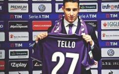 Tello (Fiorentina) su tweet propone: il nuovo Campo Nou di Barcellona a dedicato a Cruyff
