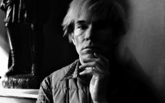Firenze, Uffizi: mostra su Andy Warhol fotografato da Aurelio Amendola