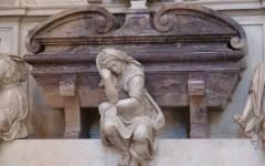 Firenze: indagine sui resti di Michelangelo. Per accertare se avesse l'artrite