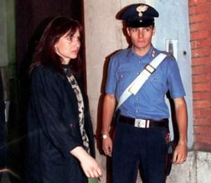 L'ex Br Adriana Faranda in una foto d'archivio