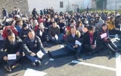 Prato: in duemila alla manifestazione di Chinatown contro la criminalità