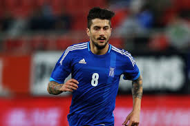 Panagiotis Kone, centrocampista greco, in arrivo dall'Udinese