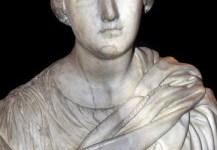 Firenze, Galleria degli Uffizi: due sculture di epoca romana restaurate