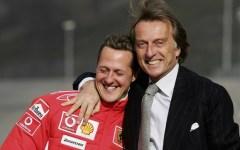 Ferrari, Montezemolo: nessuna buona nuova sulla salute di Michael Schumacher