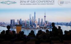 G20: Brexit sarebbe uno shock per l'economia globale