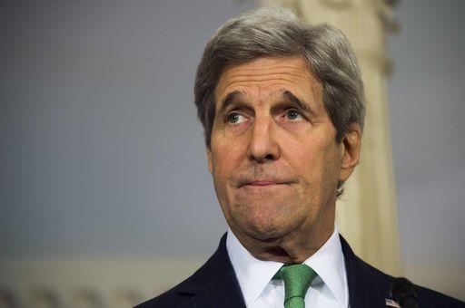 John Kerry, Segretario di Stato Usa