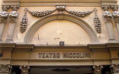 Firenze: al Teatro Niccolini Glauco Mauri e Roberto Sturno in «Quattro buffe storie». Da Pirandello a Čechov