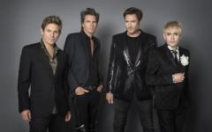 Firenze: i mitici Duran Duran in concerto all'Arena del Visarno