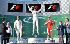 Australia, Formula1: la Ferrari di Vettel terza. Doppietta mercedes, vince Rosberg