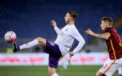 Fiorentina, batosta all'Olimpico: la Roma vince (4-1) e resta sola al terzo posto. Pagelle (Foto)