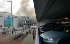 Attentato a Bruxelles: anche 3 italiani (non gravi) fra gli oltre 190 feriti. Bilancio tragico: sarebbero 34 i morti (video)