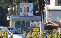 Pisa: la sinistra antagonista protesta a Camp Darby contro la guerra in Libia