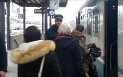 Toscana, Ferrovie: oltre 5.000 controlli in un solo giorno sui treni.  600 sanzioni ai senza biglietto