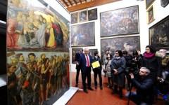 Firenze: «L'Incoronazione della Vergine», del Botticelli, sarà esposta in Consiglio regionale