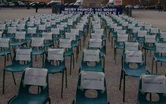 Livorno: 140 sedie vuote per il Moby Prince. A un mese dal 45° anniversario della tragedia