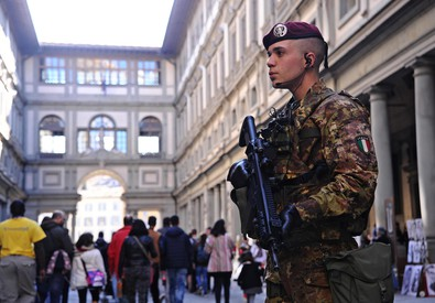soldaro Uffizi