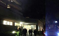 Firenze: fiamme vicino all'ospedale di Torregalli, evacuato il pronto soccorso
