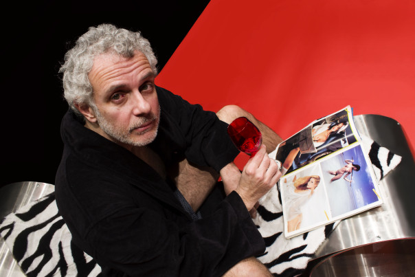 Roberto Andrioli in «Glory Hole» (foto di Fedra Giuliani)