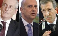 Franco Gabrielli Capo della Polizia e nuovi vertici della Sicurezza e delle forze armate.