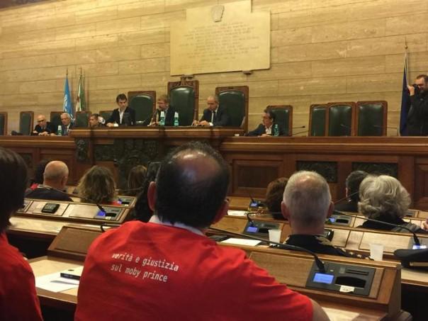 Moby Prince: commemorazione a Cagliari