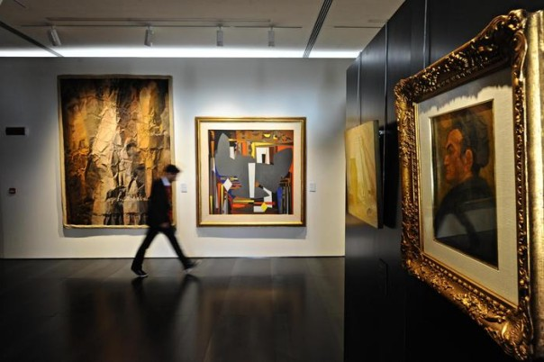 Preview per la stampa del Museo Novecento nel complesso monumentale delle Leopoldine