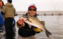 Orbetello: una  pesca no kill verrà sperimentata, il 7 e 8 maggio. Le prede verranno ributtate in mare