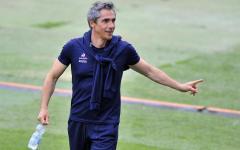 Fiorentina, Paulo Sousa: «E' stata una settimana positiva per il nostro presente e anche per il futuro»