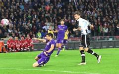 Il secondo gol dell'Udinese, segnato da Thereau