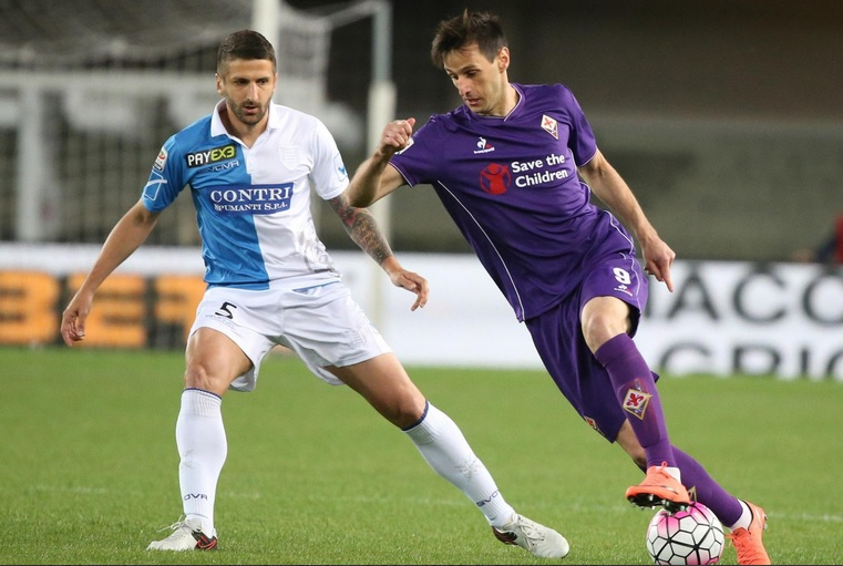 Fiorentina-Chievo, Diretta Tv e Streaming Gratis su Rai.tv (Coppa Italia 2016/17)