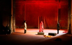 Firenze: al Teatro della Pergola «Fabbrica Europa» porta «Battlefield», la versione condensata del «Mahābhārata» di Peter Brook