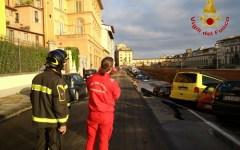 Voragine nel lungarno Torrigiani: il comune di Firenze abbatte le tasse (fino al 31 dicembre 2016) ai cittadini colpiti dal crollo