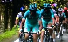 Giro d'Italia, Sestola: Giulio Ciccone stacca tutti in salita, Bob Jungels nuova maglia rosa