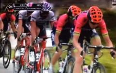 Giro d'Italia, Asolo: bis di Diego Ulissi davanti a Bob Jungels. Si è ritirato Tom Dumoulin, prima maglia rosa