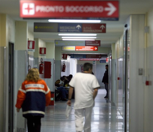 Ospedale pronto soccorso medici infermieri