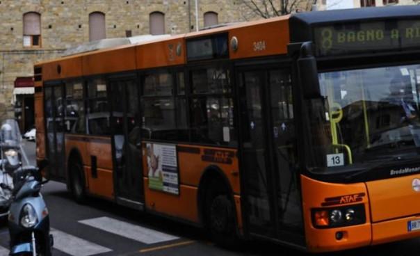 Scioperi: in corso protesta trasporto pubblico locale -ATAF paticolare