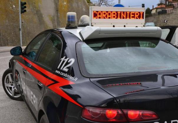 Gazzella dei carabinieri