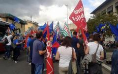 Rifiuti: alta adesione (90%) allo sciopero regionale. Le punte più alte a Livorno e Pisa