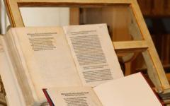 Firenze: lettera di Cristoforo Colombo rubata alla Biblioteca Riccardiana ritrovata negli Stati Uniti