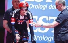 Giro d'Italia, Apeldoorn: all'olandese Tom Dumoulin la prima maglia rosa