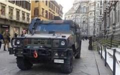 Firenze, sicurezza: i 55 militari sorveglieranno stazione di S.M.Novella, terminal di autobus, aeroporto