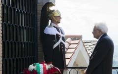 Giorno della memoria: l'omaggio del Presidente Mattarella a Aldo Moro e alle altre vittime del terrorismo e delle stragi