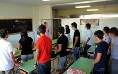 Montecatini terme: fuga di gas a scuola, 700 studenti evacuati