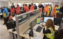 Sanità: centrale 118 di Empoli - Pistoia riferimento per la protezione civile nazionale