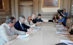 Firenze: negozi più sicuri con la videosorveglianza. il progetto presentato in Prefettura