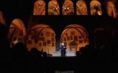 Firenze: al Bargello per «Shakespeare Shaker» Gabriele Lavia legge «Amleto»