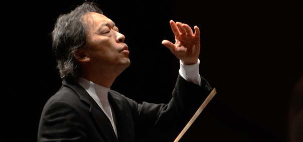 Il direttore d'orchestra e pianista sudcoreano Myung-Whun Chung